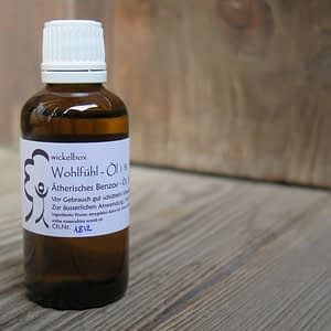 Wohlfühl-Öl für Wickel und Kompressen